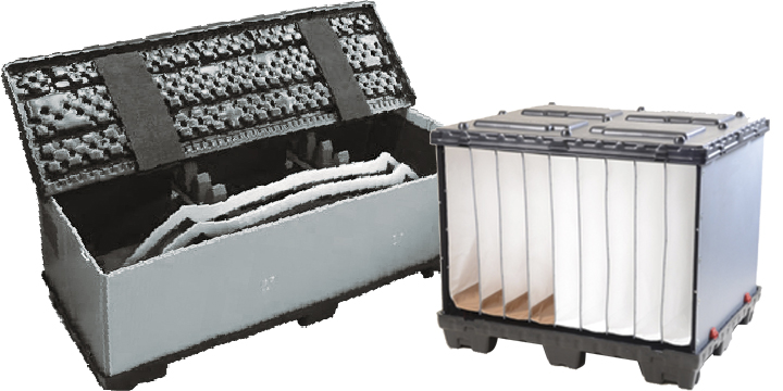 aircell pallet boxes