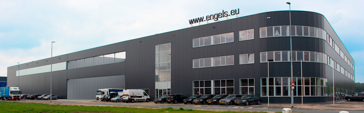 contact engels logistiek