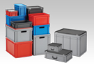 storage and transport bins and cases